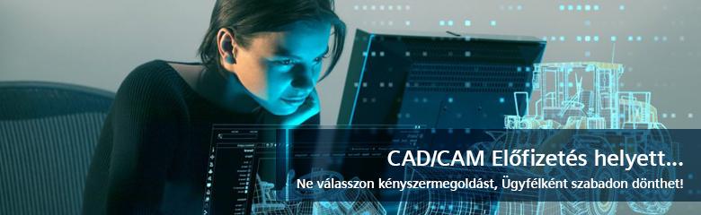 CAD/CAM előfizetés helyett...