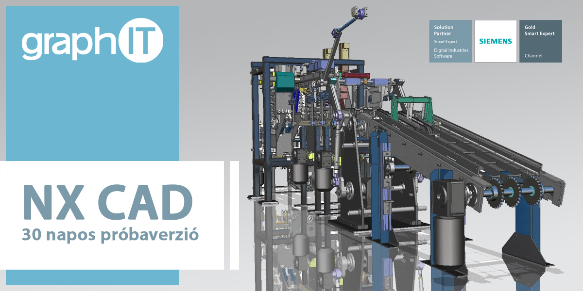 NX CAD próbaverzió regisztráció