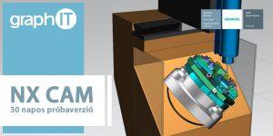 NX CAM próbaverzió regisztráció