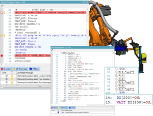 Robot Program Viewer