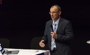 Sallay Péter bemutatja az újonnan bevezetett Quality Management megoldást