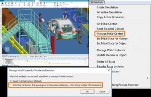 Task Simulation Builder funkcionalitás