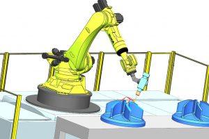 Megmunkálás tervezés robottal