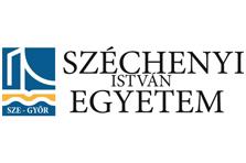 Széchenyi István Egyetem logo