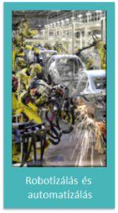 Tecnomatix Robotizálás és automatizálás