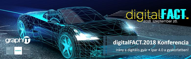 digitalFACT.2018 Konferencia banner