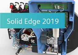 Solid Edge 2019 bejelentő